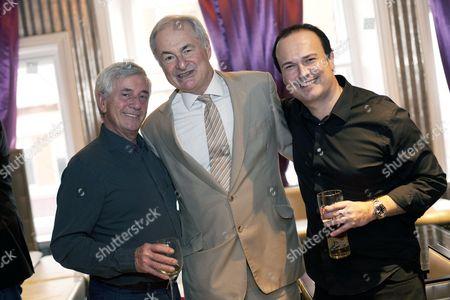 Tony Prince, Paul Gambaccini, Shaun Tilley