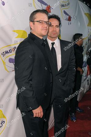 Matt Damon, Jason Patric