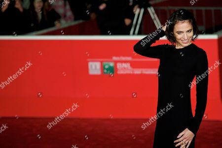 Editorial picture of 'Come Il Vento' film premiere at the 8th International Rome Film Festival, Italy - 10 Nov 2013