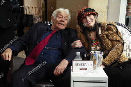 Jerry Stiller and guest