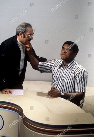 Muhammad Ali wth Reg Gutteridge - World of Sport