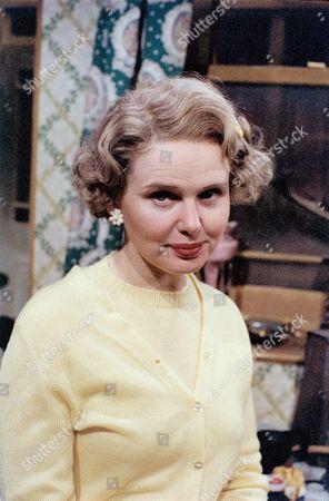 PATRICIA BRAKE. 'THE GLUMS' AUG.1979