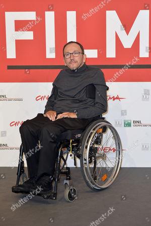 The director Mirko Locatelli