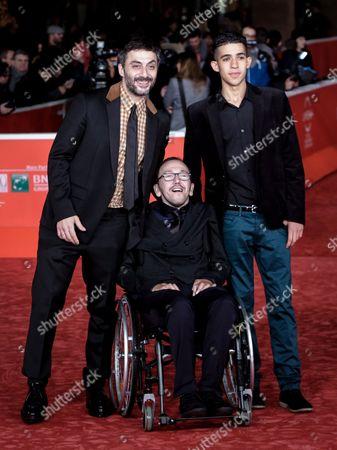 Filippo Timi, Mirko Locatelli, Jaouher Brahim