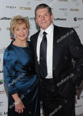 Linda McMahon and Vince McMahon
