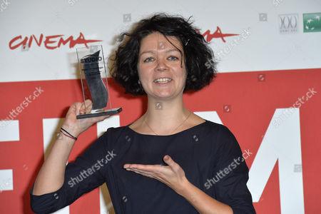 Stock Image of Award Short Film Studio Universal, Lenka Kabankova
