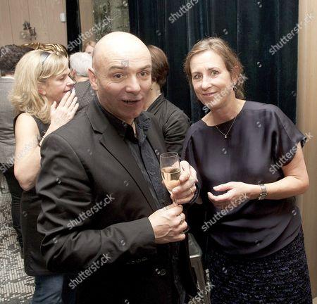 Editorial picture of Scottish BAFTA Awards Reception, Glasgow, Scotland, Britain - 16 Nov 2013