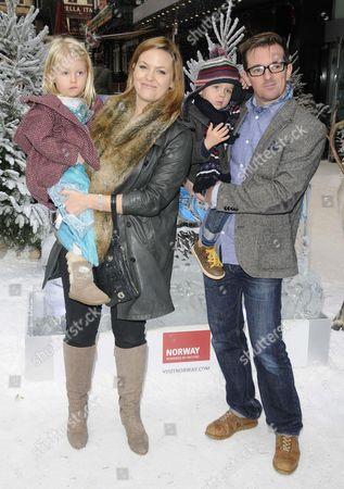 Editorial photo of 'Frozen' film screening, London, Britain - 17 Nov 2013