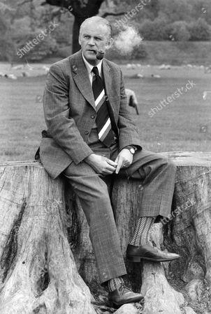 Detective Supt Peter Bayliss Of Derbyshire Cid.