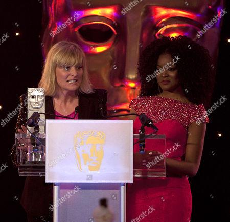 Editorial picture of Scottish BAFTA Awards, Glasgow, Scotland, Britain - 17 Nov 2013
