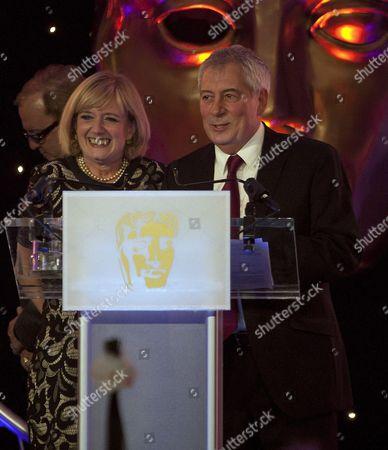 Editorial image of Scottish BAFTA Awards, Glasgow, Scotland, Britain - 17 Nov 2013