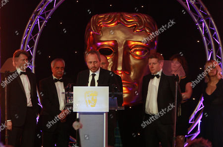 Editorial image of Scottish BAFTA Awards, Glasgow, Scotland, Britain - 17 Nov 2013