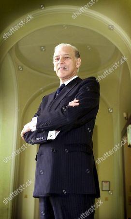 Christopher Ondaatje, new RGS benefactor