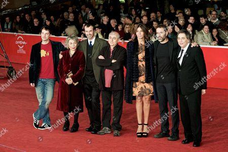Jury Taodue Golden Camera Award, Roberto Faenza