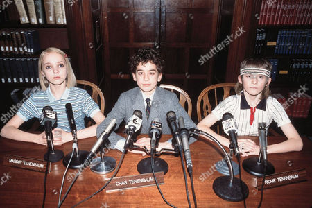 Editorial photo of The Royal Tenenbaums - 2001