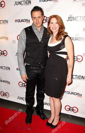 Editorial photo of 'Junction' film premiere, New York, America - 15 Nov 2013