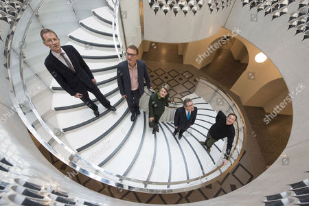 Editorial picture of Unveiling of The New Tate Britain, London, Britain - 18 Nov 2013