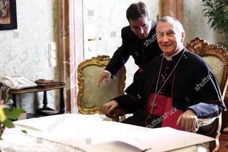 Archbishop Pietro Parolin, new State Secretary