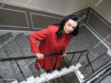 Stock Image of Barbara Steele