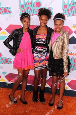 Editorial image of TeenNick HALO Awards Los Angeles, America - 17 Nov 2013