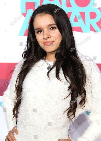 Stock Photo of Andrea Valentina