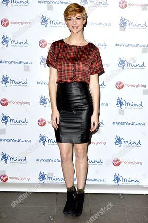 Editorial photo of 'Mind' Media Awards, London, Britain - 18 Nov 2013
