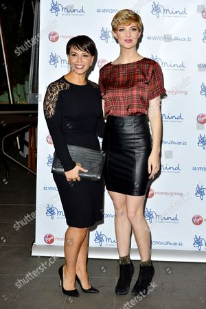 Jessica Fox and Lucy Dixon