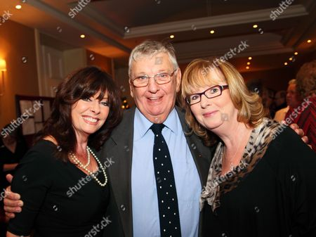 Vicki Michelle MBE with Derek Martin