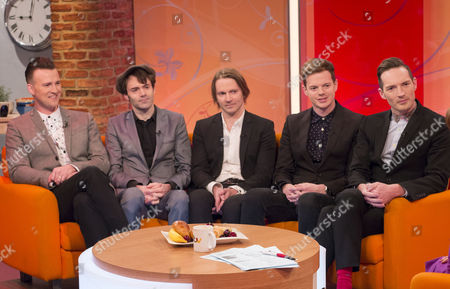 Editorial photo of 'Lorraine Live' TV Programme, London, Britain - 19 Nov 2013