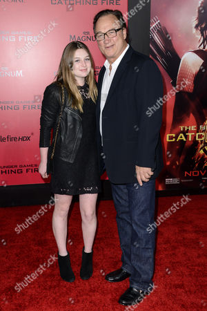 James Belushi and daughter Jamison Belushi