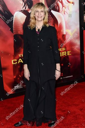 Editorial picture of 'The Hunger Games: Catching Fire' film premiere, Los Angeles, America - 18 Nov 2013