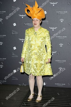 Editorial image of Isabella Blow: Fashion Galore! Exhibition Launch Party, Somerset House, London, Britain - 19 Nov 2013