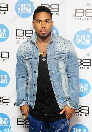 Stock Image of Bobby Valentino