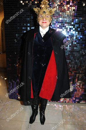 Editorial photo of Isabella Blow: Fashion Galore! Exhibition Launch Party, Somerset House, London, Britain - 19 Nov 2013