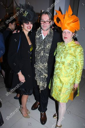 Editorial picture of Isabella Blow: Fashion Galore! Exhibition Launch Party, Somerset House, London, Britain - 19 Nov 2013