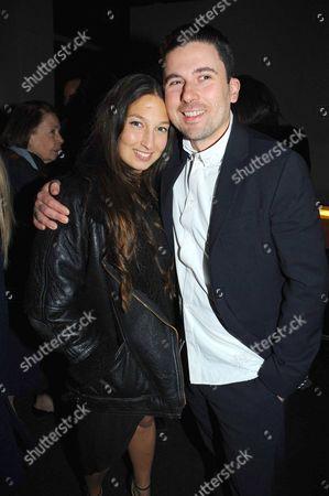 Stock Picture of Giorgina Penco and Aitken Jolly