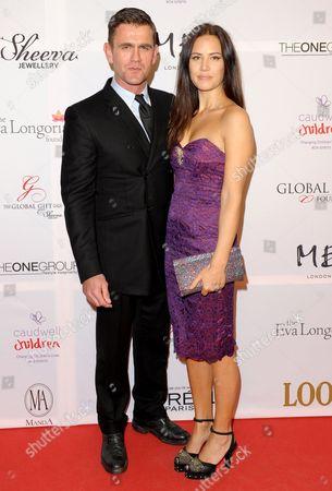 Scott Maslen and Estelle Rubio Maslen
