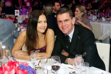 Estelle Rubio and Scott Maslen
