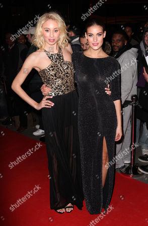 Emma Holmes and Eleanor Corcoran