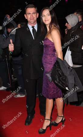 Scott Maslen and his wife Estelle Rubio