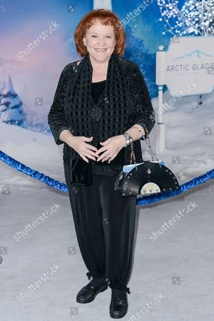 Editorial photo of 'Frozen' film premiere, Los Angeles, America - 19 Nov 2013