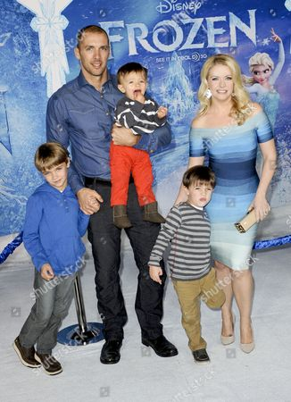 Editorial picture of 'Frozen' film premiere, Los Angeles, America - 19 Nov 2013