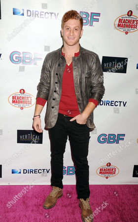 Editorial image of 'G.B.F.' film premiere, Los Angeles, America - 19 Nov 2013