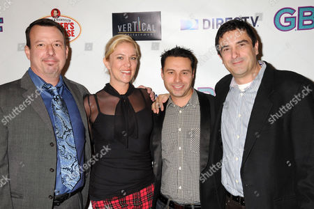 Stock Picture of Richard Bever, Samantha Kern, Christopher Sepulveda, Stephen Israel