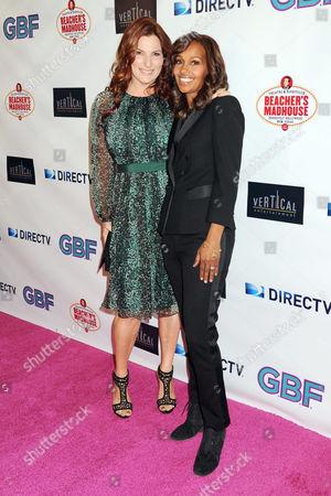Editorial image of 'G.B.F.' film premiere, Los Angeles, America - 19 Nov 2013