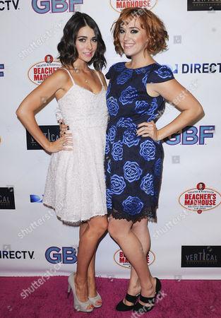 Allison Paige, Andrea Bowen