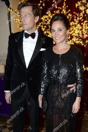 Nico Jackson and Pippa Middleton