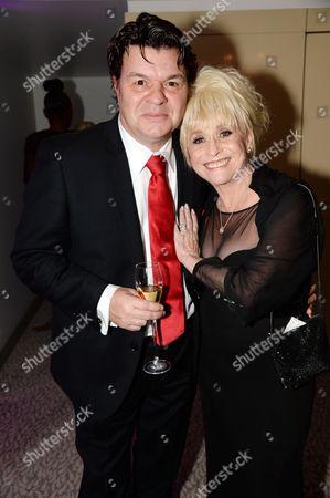 Jamie Foreman and Barbara Windsor