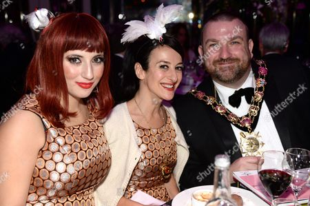 Editorial picture of The Amy Winehouse Foundation Ball at the Dorchester, London, Britain - 20 Nov 2013