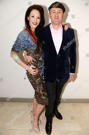 Ilona Rampling and Danny Rampling